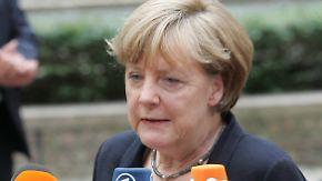 EU-Sondergipfel in Brüssel: Tsipras und Tsakalotos stehen vor schweren Verhandlungen