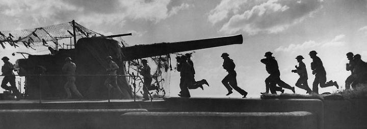 Die Kommandeure der Royal Air Force wissen daher oft sehr genau, wo sich der Feind wann nähert.