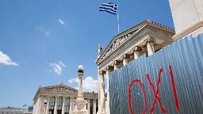 Zwischen Unmut und Sympathie: Haltung der EU-Länder zu Griechenland differiert stark