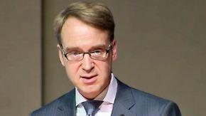 """Weidmann zur Griechenlandkrise: """"Zentralbanken sollten sich an ihr Mandat halten"""""""