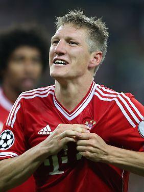 Bastian Schweinsteiger wurde Opfer der Guardiola-Allmacht.