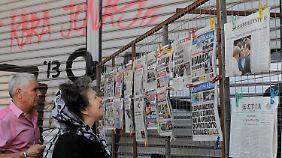 Auch wenn die Zeitungen voll davon sind, ist Griechenland an den Börsen ein Thema von vielen, glaubt Markus C. Zschaber.