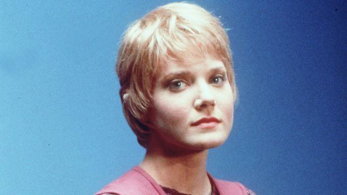 """Jennifer Lien in ihrer früheren Rolle als """"Kes"""" in """"Star Trek: Raumschiff Voyager""""."""