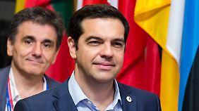 """Eurozone ist """"wie ein Gefängnis"""": Widerstand gegen Tsipras wächst"""