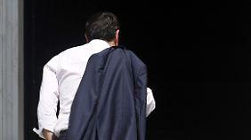 Minister drohen mit Rücktritt: Tsipras' Mehrheit im Parlament bröckelt