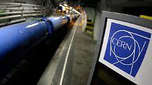 """""""Nicht einfach irgendein Teilchen"""": Cern weist Pentaquark-Teilchen nach"""