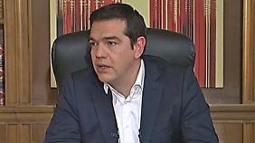Kritik am Zustandekommen: Tsipras glaubt nicht an von ihm unterzeichnetes Reformpaket