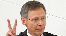Ende der Ära Böhrnsen: Sieling ist neuer Bremer Regierungschef