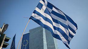 Tropfen auf den heißen Stein: EZB hält Griechenland am Leben