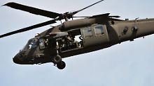 """Airbus bleibt außen vor: """"Black Hawk""""-Hersteller wechselt Besitzer"""