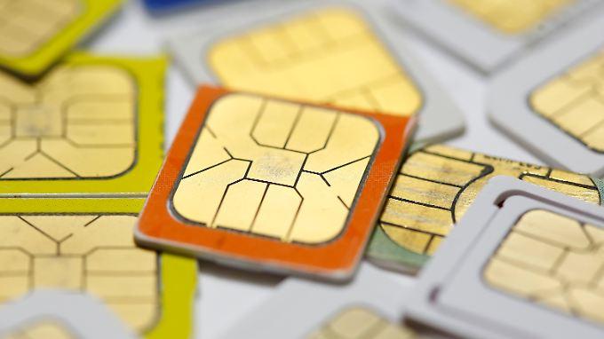 Haben die klassischen SIM-Karten bald ausgedient?