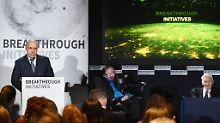 Spähaktion an Milliarden Sternen: Hawking wirbt für Lauschangriff auf Aliens