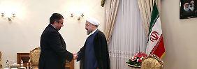 Gabriel im Iran: Deutsche Wirtschaft und Israels Sicherheit