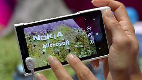 Rekord-Quartalsverlust: Nokia vermasselt Microsoft die Bilanz