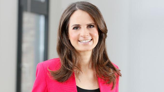 """Sibylle Scharr-Machefer: """"Wirtschaftsjournalismus ist perfekte Kombination aus Zahlen und Spannung"""""""
