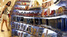 Zurückhaltende Übernahmestrategien: Deutsche Kosmetikriesen hinken hinterher