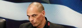 Yanis Varoufakis ist seit seinem Rücktritt als griechischer Finanzminister nur noch einfacher Parlamentsabgeordneter.