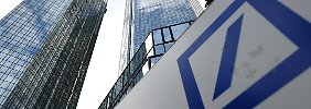 Steuerbetrug mit CO2-Zertifikaten: Anklage gegen Deutsche-Bank-Mitarbeiter