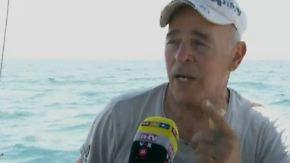 """Verzweiflung im Hafen von Piräus: """"Die Menschen hier haben kein Geld mehr"""""""