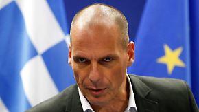 Parallelwährung geplant: Varoufakis bereitete sich auf Grexit vor