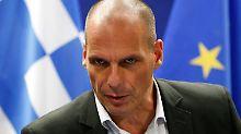 """Anklage gegen Varoufakis: """"Politische Dummheit ist nicht strafbar"""""""
