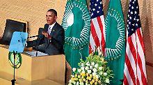 """""""Es geht nicht nur um Wahlen"""": Obama kritisiert Langzeit-Präsidenten"""