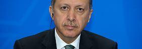 """Erdogan im Visier der Presse: """"Niemand weiß, wer Freund und Feind ist"""""""
