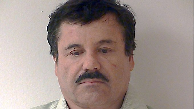 """Die mexikanische Regierung hat Joaquín """"El Chapo"""" Guzmán möglicherweise freie Hand gelassen."""