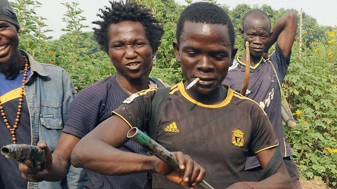 Christliche Anti-Balaka-Milizen gehen grausam gegen die muslimische Minderheit im Land vor und hindern sie an der Ausübung ihrer Religion.
