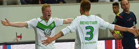 Bayern verlieren im Elfmeter-Krimi: Wolfsburg erkämpft sich Supercup-Sieg