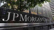 Neue Top-30-Liste: JP Morgan ist die gefährlichste Bank der Welt