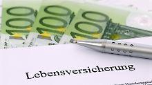 Tenhagens Tipps: Lebensversicherung: Ausstieg ohne Verluste