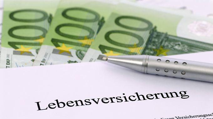 Das BGH-Urteil gilt nicht für alle möglichen Arten von Renten- und Lebensversicherungen, sondern auch für Riester- und Rürupverträge.