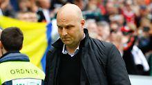 Hannover 96 sucht neuen Manager: Keine Lust mehr auf 96: Dufner schmeißt hin