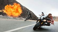 """""""Mission: Impossible - Rogue Nation"""": Tom Cruise hat das Unmögliche noch drauf"""