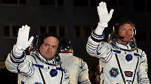 Kein Geld für Reise zur ISS: USA noch länger von Russland abhängig