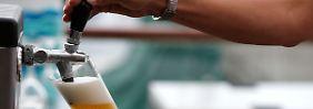 Craft-Biere in aller Munde: Deutschland hinkt bei weltweiter Bierproduktion hinterher