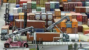Handelsbilanz im Juni: Deutsche Exportwirtschaft schwächelt leicht