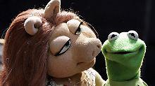 Muppets fahren Liebeskarussell: Kermit hat schon eine Neue