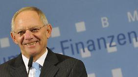 """Schäuble ist optimistisch: """"Wollen diese Chance ergreifen"""""""