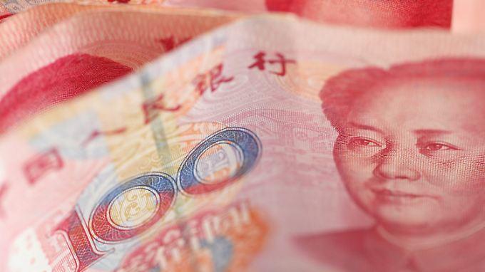 Der Kurs des Yuan wird flexibler - ein kleines Bisschen.