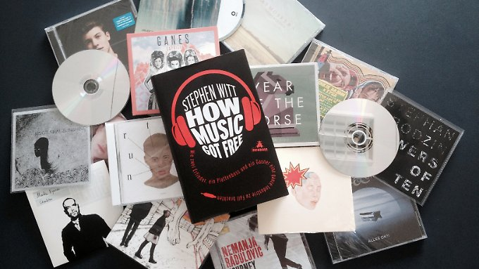 CDs kauft sich kaum noch jemand. Musik sammelt man heute digital - gerne ohne dafür zu bezahlen.