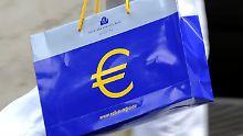 Keine Anzeichen für neue Deflationsgefahr.