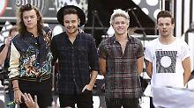 One Direction räumen ab: US-Fans feiern Teen Choice Awards