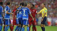 Bastian Dankert hatte den Bundesligaauftakt zwischen FC Bayern und Hamburger SV bis auf zwei Schönheitsfehler sehr gut im Griff.