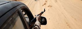 IS köpft und kreuzigt Gegner: Westliche Regierungen appellieren an Libyer