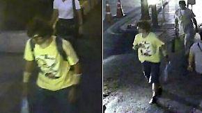 Zweiter Anschlag in Bangkok: Ermittler fahnden nach Mann mit Rucksack