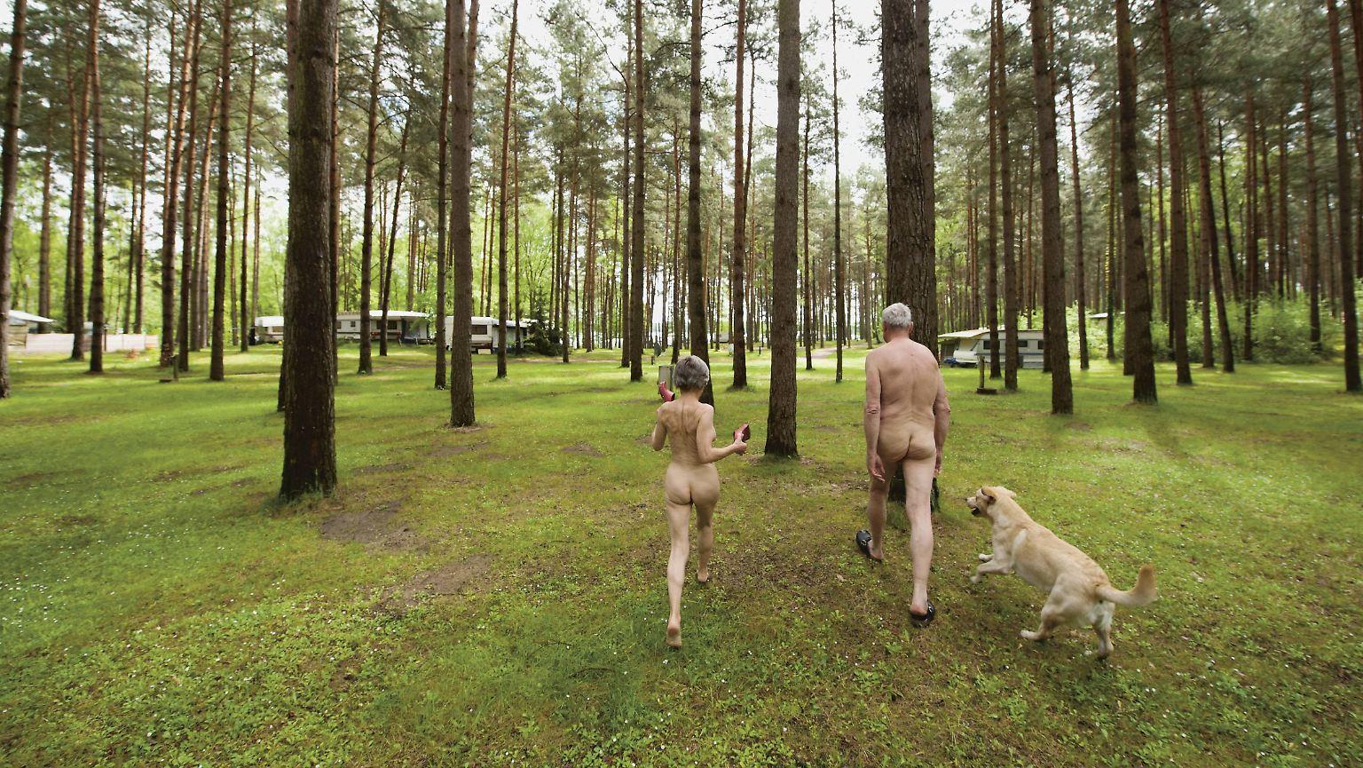 nackt offentlichkeit exhibitionismus