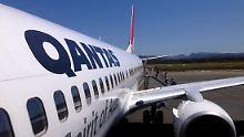 In Rekordzeit vom Rekordminus zum mittleren dreistelligen Millionengewinn: Qantas gelingt das Comeback.