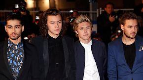Promi-News des Tages: Gerüchte um One Direction alarmieren Fans